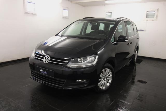 Volkswagen SHARAN 1.4 TSI BMT 7-SITZER R.KAMERA PDC 1.HAND, Jahr 2014, Benzin
