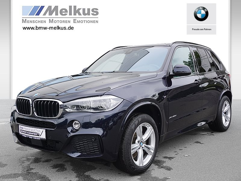 BMW X5 xDrive30d M Sportpaket Head-Up HiFi LED WLAN, Jahr 2018, Diesel