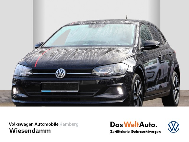 Volkswagen Polo 1.0 beats Klimaautomatik LM ZV ESP, Jahr 2018, Benzin