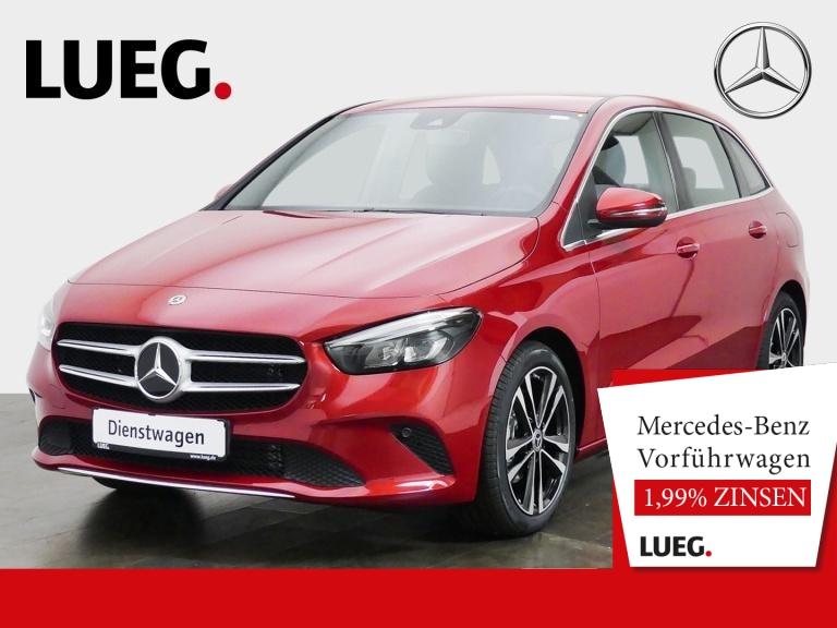 Mercedes-Benz B 180 EDITION+PROGRESSIVE+LED+SOUND+KAMERA+PTS, Jahr 2020, Benzin