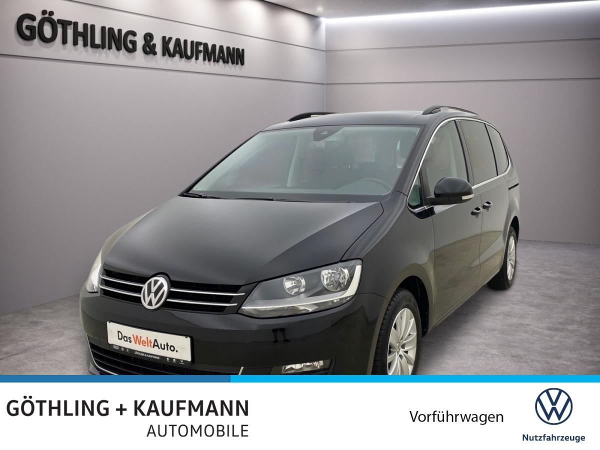 Volkswagen Sharan 2.0 TDI Comfortline DSG 110kW*7-Sitzer*Pr, Jahr 2020, Diesel