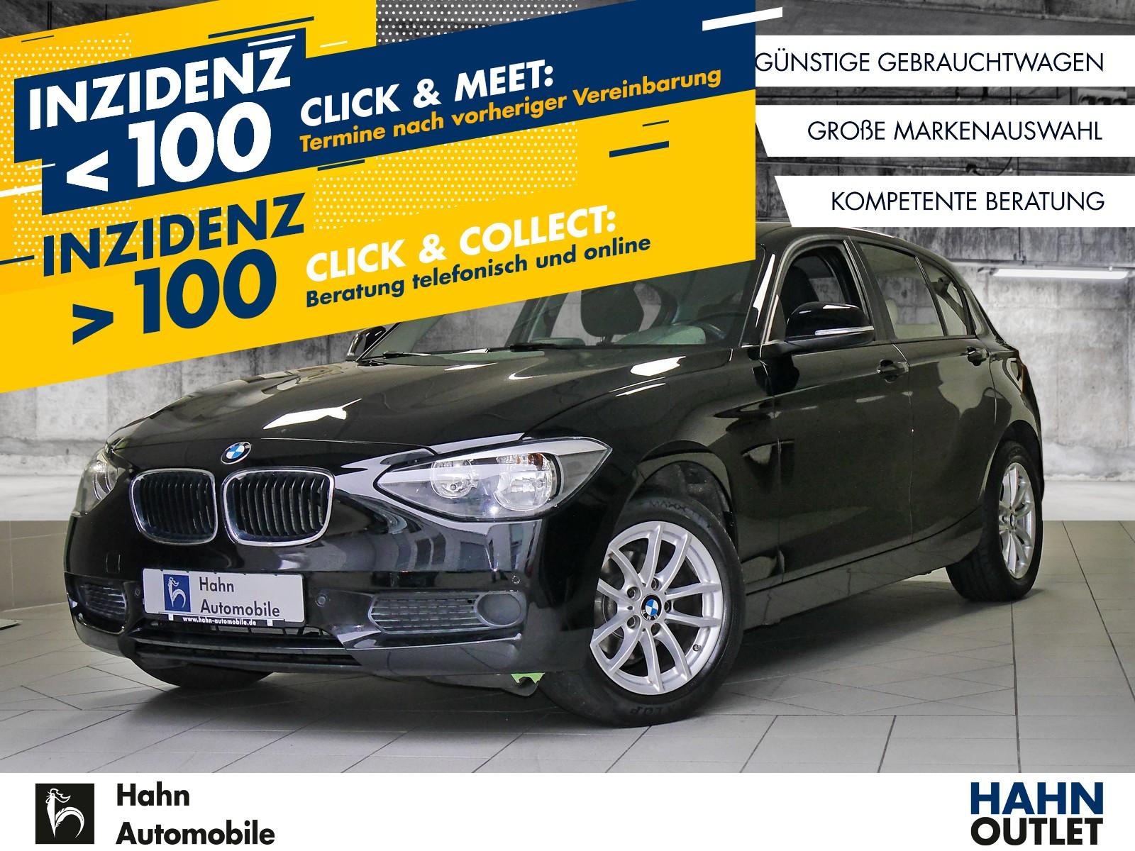 BMW 116i Klima PDC FSE Bluetooth Sitzheizung, Jahr 2014, Benzin
