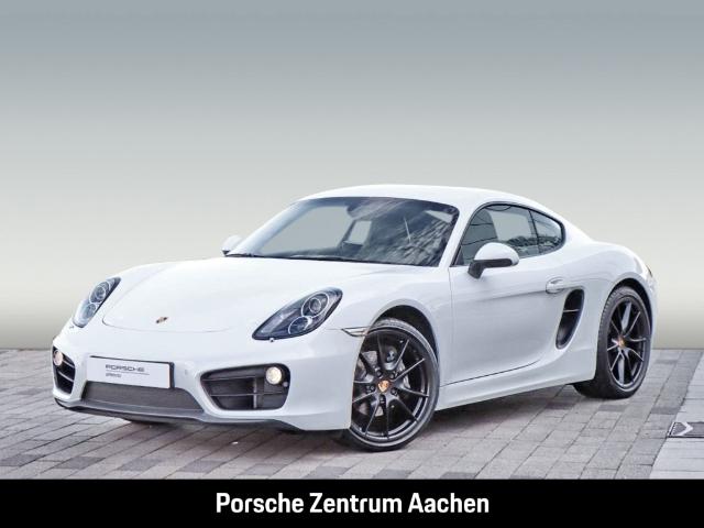 Porsche Cayman Sound Package+ PDK Navigation 20-Zoll, Jahr 2014, Benzin