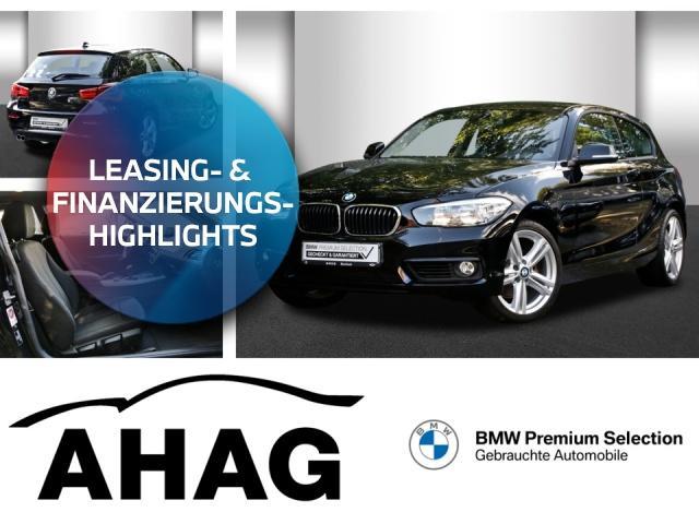 BMW 120i Advantage Navi Business LM HIFI Durchlade, Jahr 2017, Benzin