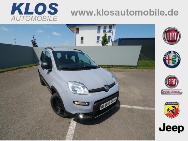 Fiat Panda WILD 4X4 0.9 TWINAIR 129mtl. KLIMA WINTERPAKET, Jahr 2020, Benzin