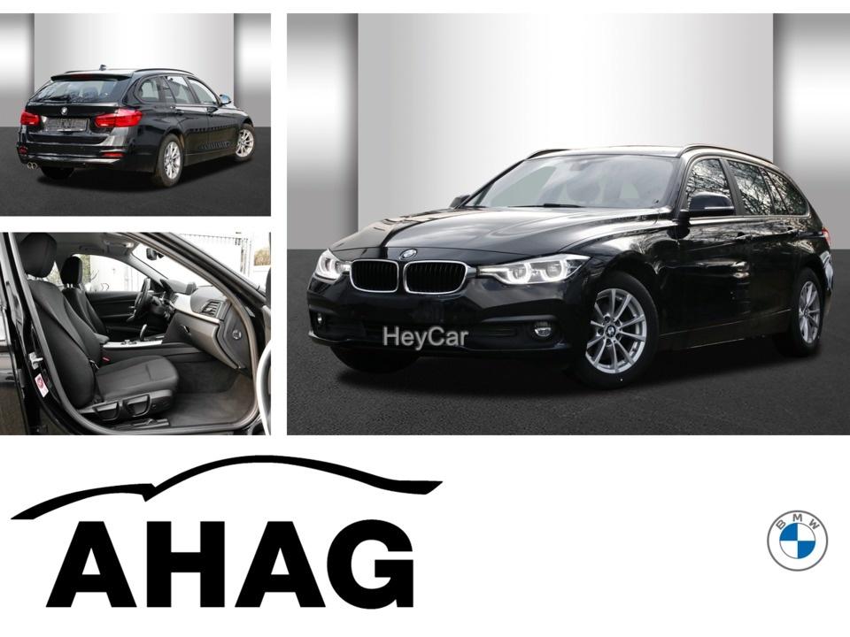 BMW 320d Touring Advantage Aut. Navi Business PDC LM, Jahr 2017, Diesel