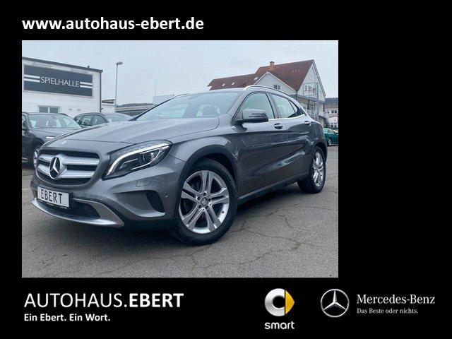 Mercedes-Benz GLA 200 Urban 7G+NAVI+BI-XENON+PARK-PILOT+SHZG, Jahr 2014, Benzin
