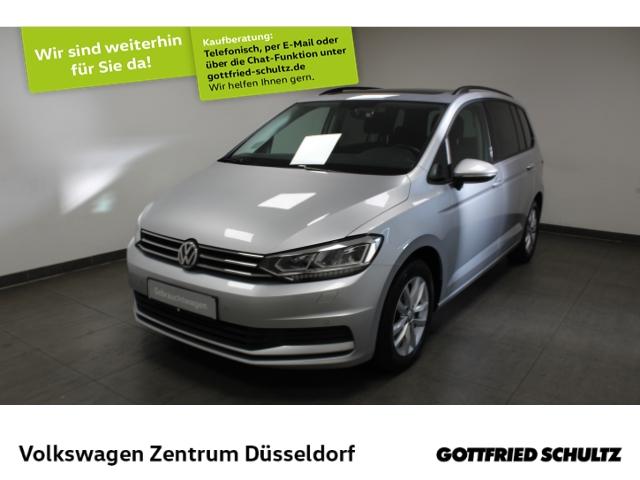 Volkswagen Touran 1.2 TSI Sound *LED*Pano*Navi*SHZ*PDC*, Jahr 2017, Benzin