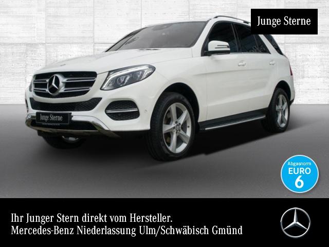 Mercedes-Benz GLE 350 d 4M COMAND ILS LED HUD Easy-Pack 9G Sitzh, Jahr 2015, diesel