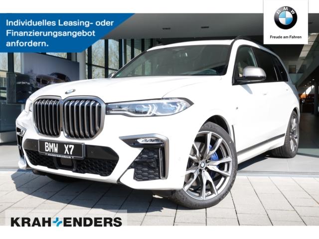 BMW X7 M50d AKTION 23.030,- Euro Preisvorteil, Jahr 2019, Diesel