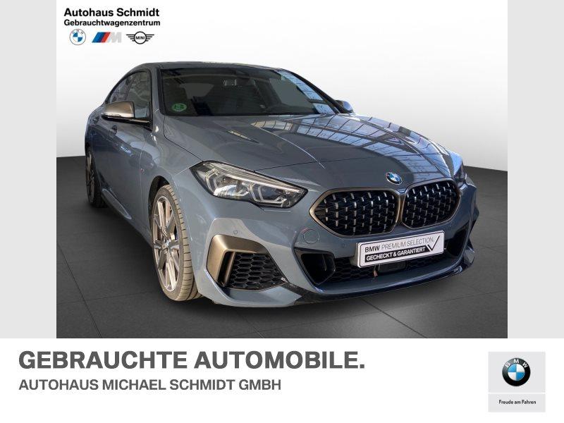BMW M235i xDrive PANORAMA+MEMORY+ACC+DAB+HARMAN KARDON+, Jahr 2020, Benzin