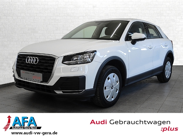 Audi Q2 1,6 TDI Klima*SHZ*Navi-vorb.*EURO6*PDC, Jahr 2017, Diesel