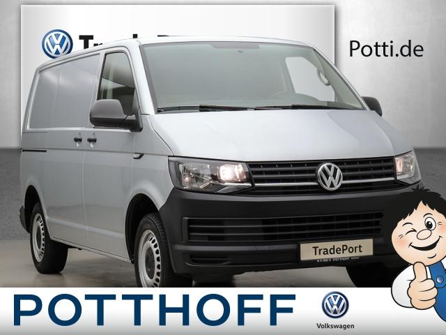 Volkswagen T6 Transporter Kasten 2.0 TDI 1.Hand/Navi/AHK ZV, Jahr 2016, diesel