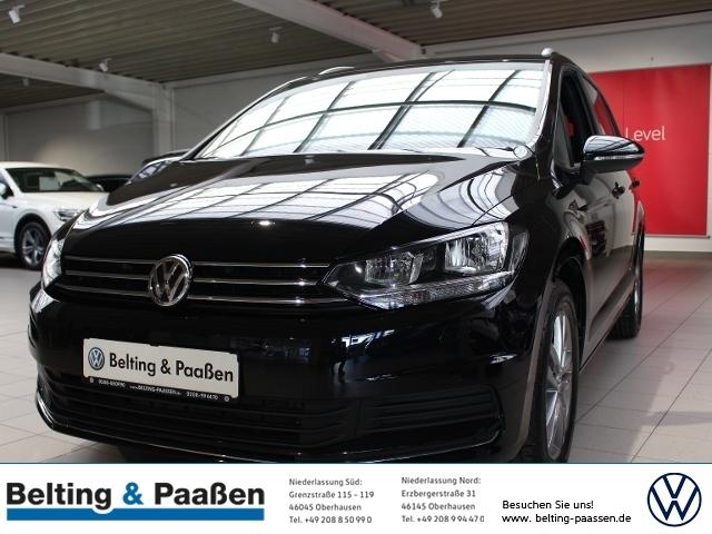 Volkswagen Touran 1.5 TSI ACT OPF United Plus Navi ALU, Jahr 2020, Benzin