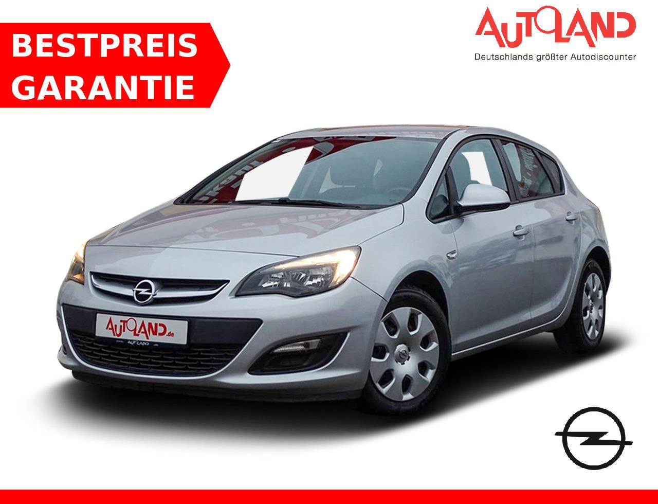 Opel Astra, Jahr 2014, Benzin