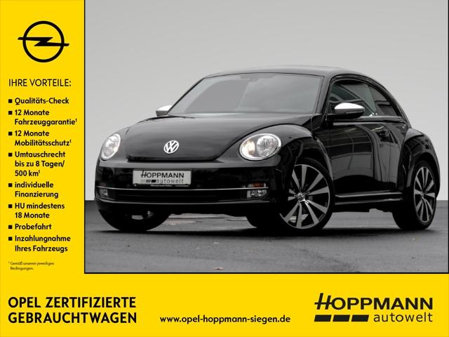 Volkswagen Beetle Remix 1.4 TSI Navi Kurvenlicht PDCv+h NR SHZ Temp PDC CD AUX USB MP3 ESP, Jahr 2013, Benzin