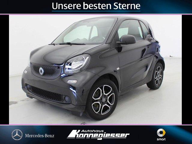 smart fortwo coupe (11.2014->), Jahr 2015, Benzin