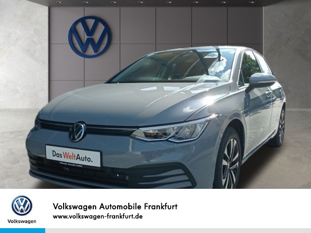 Volkswagen Golf VIII 1.0 TSI United Navi ACC FrontAssist SideAssist LaneAssist Golf 1,0 Life BT081 TSIM6F, Jahr 2020, Benzin