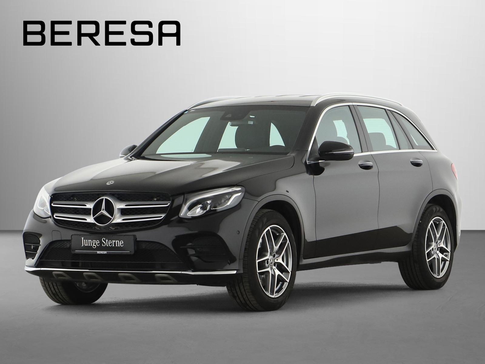 Mercedes-Benz GLC 250 d 4M AMG Burmester Comand LED Kamera, Jahr 2018, Diesel