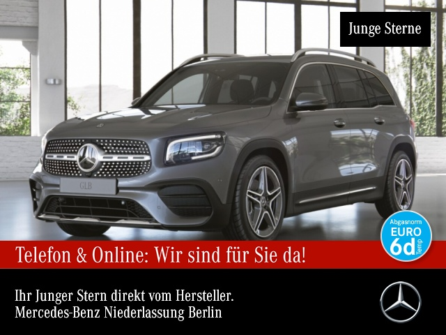 Mercedes-Benz GLB 200 AMG Multibeam Spurhalt-Ass PTS Easy-Pack, Jahr 2020, Benzin