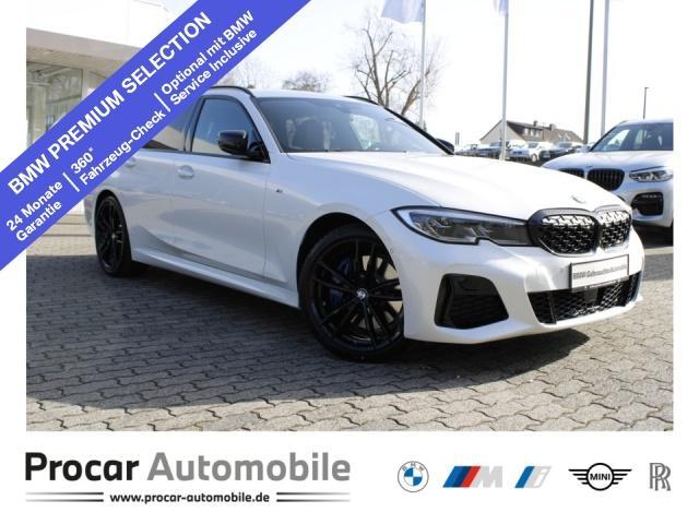 BMW M340i xDrive Touring Laser Standhz H/K DAB ACC, Jahr 2020, Benzin
