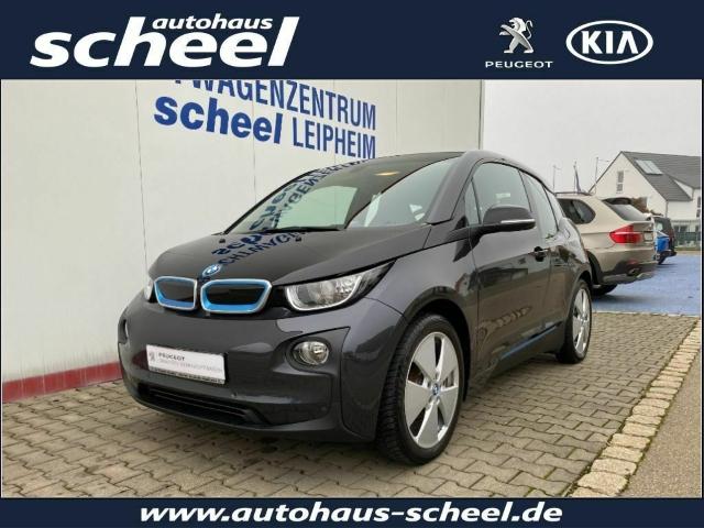 BMW i3 (60 Ah) CONNECTED-DRIVE NAVI KAMERA PDC uvm., Jahr 2015, Elektro