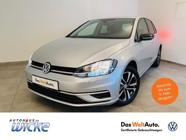 Volkswagen Golf VII IQ.Drive 1.0 TSI ACC Navi Sitzhzg, Jahr 2019, Benzin