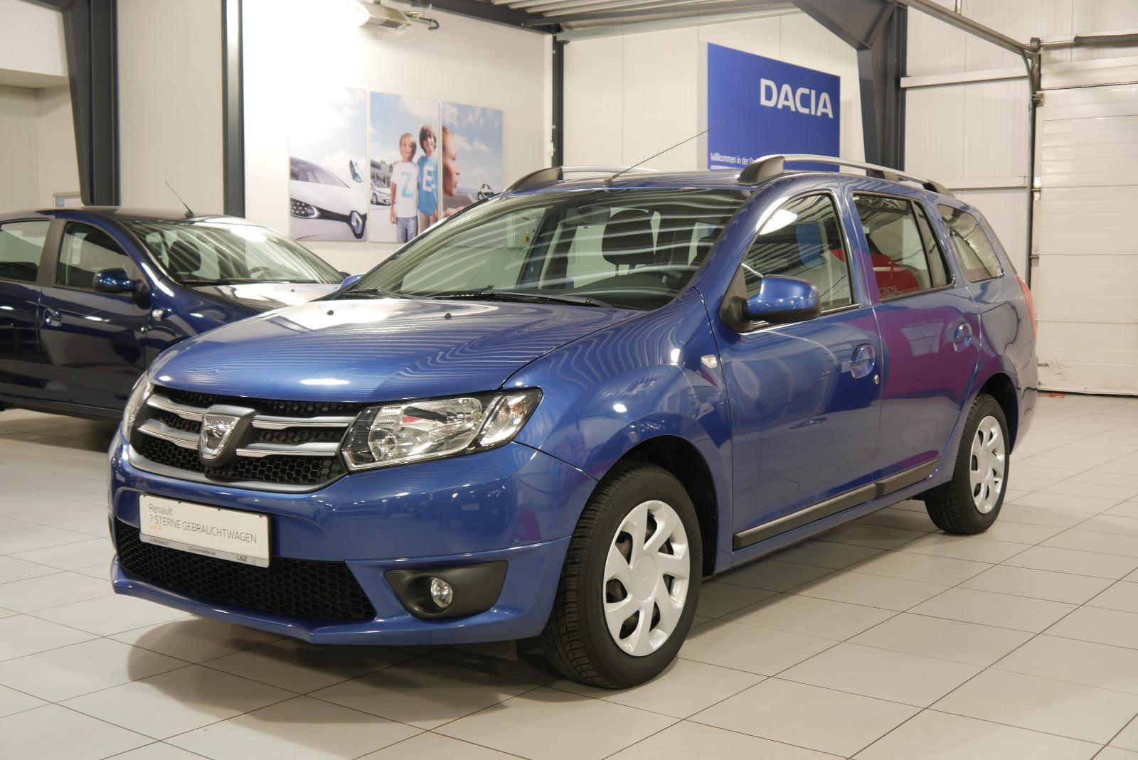 Dacia Logan II 1.2 16V 75 MCV Laureate 1 Jahr Garantie, Jahr 2015, Benzin