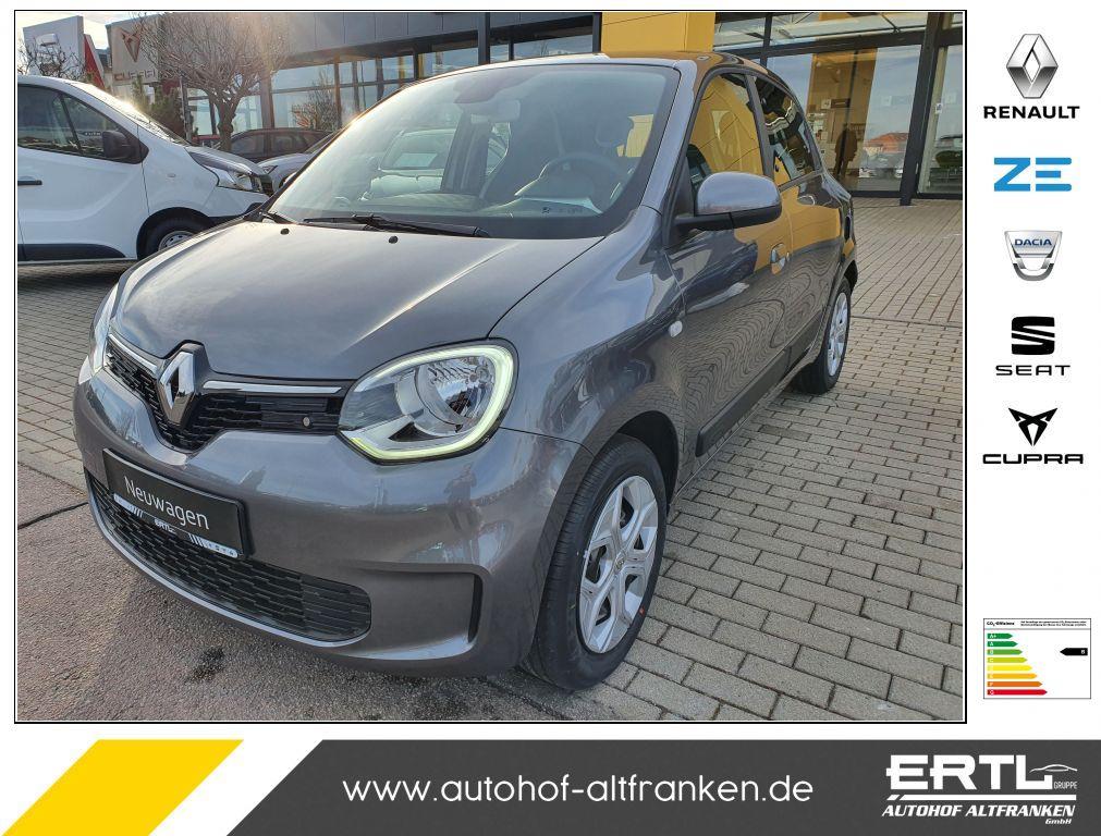 Renault Twingo SCe 65 LIMITED, Jahr 2021, Benzin