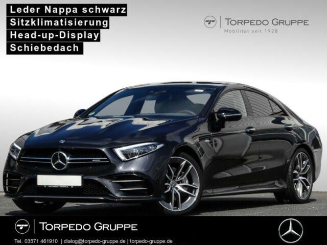 Mercedes-Benz CLS 53 AMG 4M+ SITZKLIMA+HEAD-UP-DISPLAY+DISTRO+, Jahr 2019, Benzin