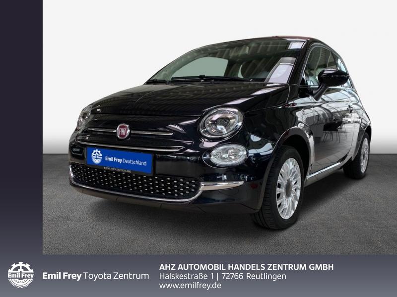 Fiat 500C 1.2 8V Lounge, Jahr 2018, Benzin