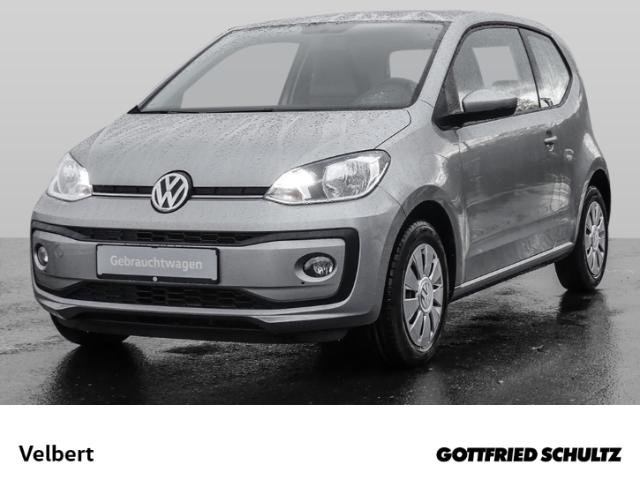 Volkswagen up! MOVE 1.0+KLIMA+SHZ, Jahr 2016, Benzin