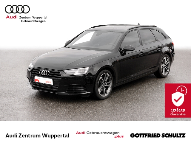 Audi A4 Avant 2.0TFSI 2X S-LINE AHK XEN CONNECT DRIVE NAV PDC VO HI GRA BT 18ZOLL Sport, Jahr 2017, Benzin