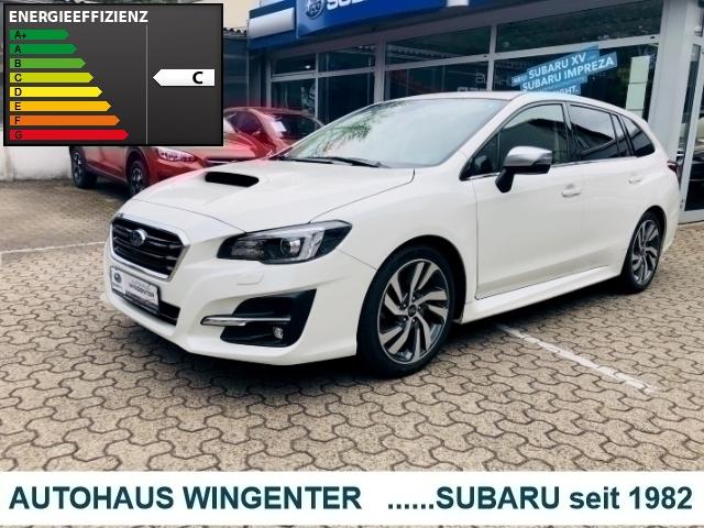 Subaru Levorg 1.6 GT Sport Crystal white, Jahr 2018, petrol