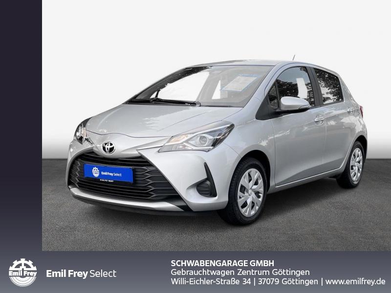 Toyota Yaris 1.0 VVT-i Comfort mit Design-Paket, Jahr 2018, Benzin