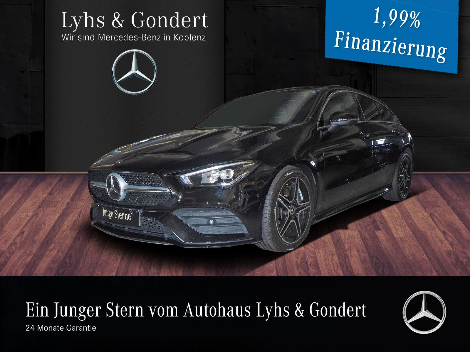 Mercedes-Benz CLA 220 Shooting Brake AMG Pano.-Dach LED Kamera, Jahr 2019, Benzin