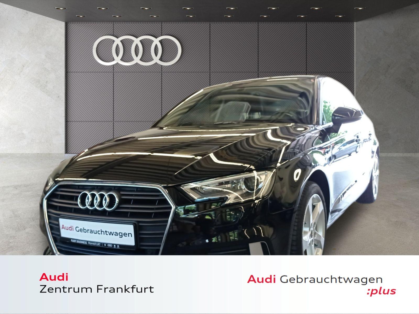 Audi A3 Sportback g-tron 1.4 TFSI S tronic sport Xenon Navi PDC Sitzheizung, Jahr 2018, other