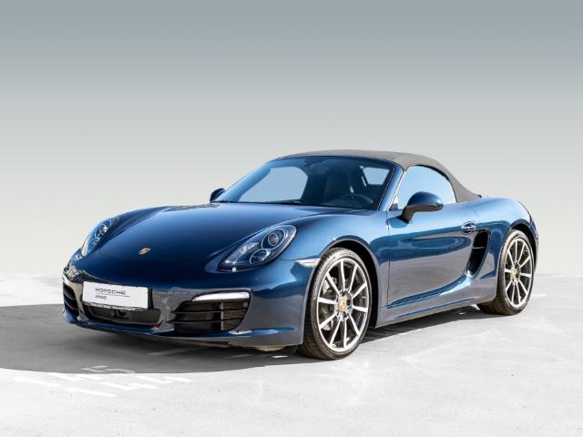 Porsche Boxster Sound Package+ Abstandstempomat, Jahr 2016, Benzin