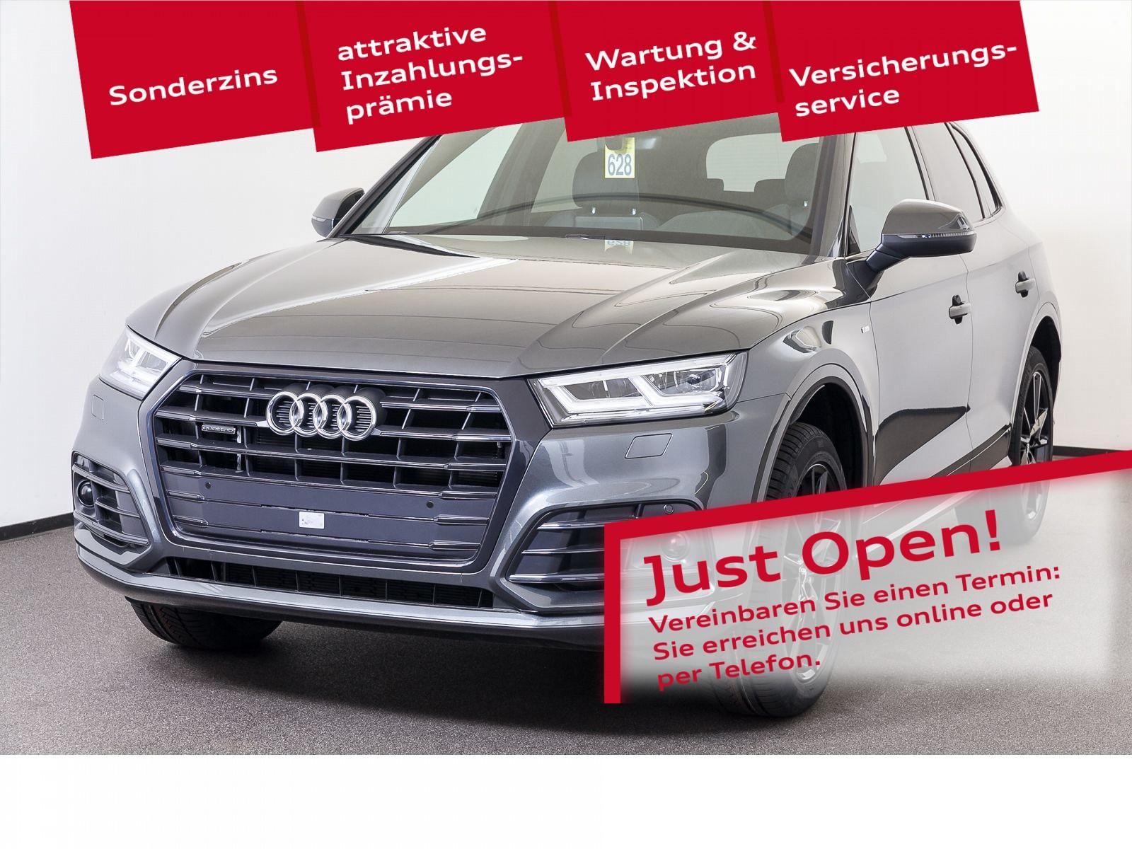 Audi Q5 sport 40 TDI quattro S tronic, Jahr 2020, Diesel