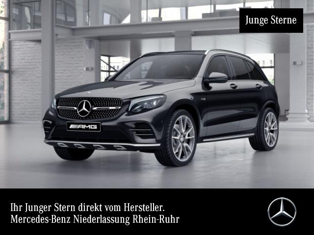 Mercedes-Benz GLC 43 4MATIC Sportpaket Bluetooth Navi LED Klima, Jahr 2016, Benzin