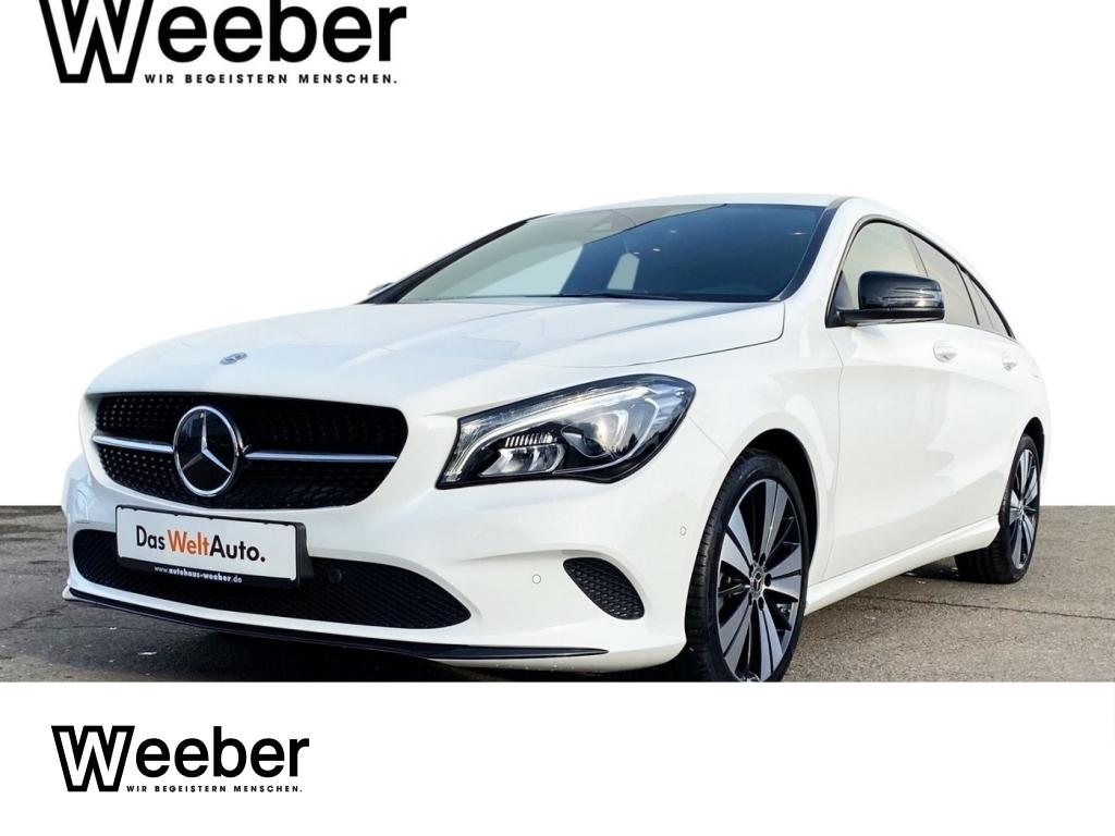 Mercedes-Benz CLA 200 Shooting Brake Urban Navi LED Kamera, Jahr 2018, Benzin