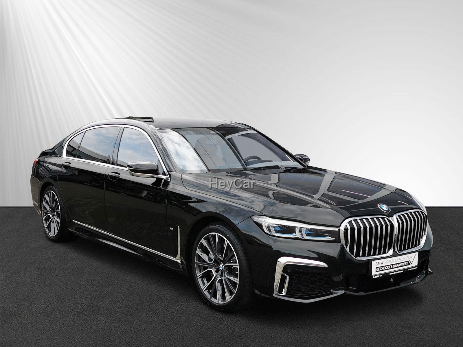 BMW 745Le M-Sport Laser B&W Leas. ab 1049,- br.o.Anz, Jahr 2019, Hybrid