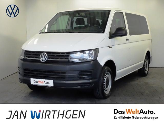 Volkswagen T6 Kombi 2.0 TDI 9-SITZER BLUETOOTH KLIMA ZV, Jahr 2017, Diesel
