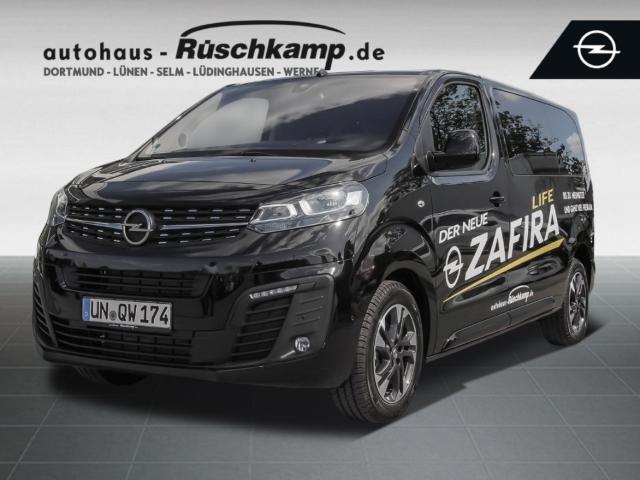 Opel Zafira Life EDITION M 2.0D Automatik AHK Navi StandHZG HUD Rückfahrkam. Panorama AHK-abnehmbar, Jahr 2019, Diesel