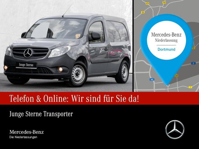 Mercedes-Benz Citan 109 CDI Kasten Lang+2-Sitzer*Klima*Audio*, Jahr 2016, Diesel