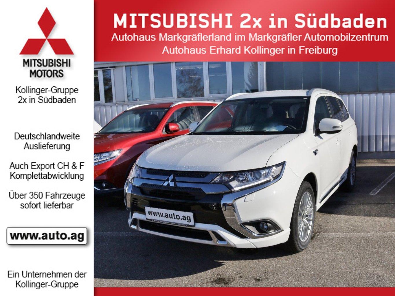 Mitsubishi Plug-in Hybrid Outlander PHEV SPIRIT 4 WD, Jahr 2020, Hybrid