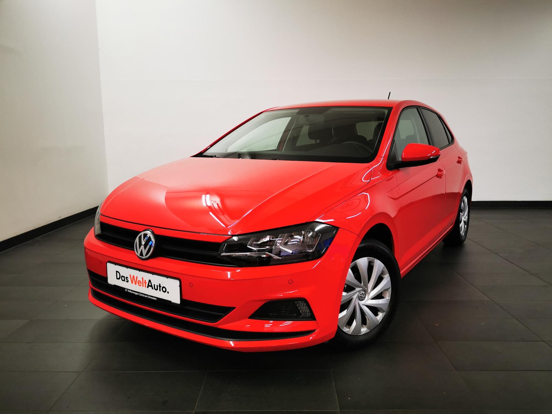 Volkswagen Polo Trendline 1,0 KLIMA SHZ PDC ab 2,99%, Jahr 2018, Benzin