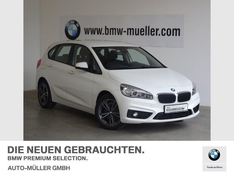 BMW 218d Active Tourer Advantage LED Navi, Jahr 2017, Diesel