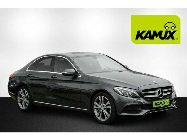 Mercedes-Benz C250d 7G-Tronic Avantgarde+LED ILS+Navi+Kamera, Jahr 2015, Diesel