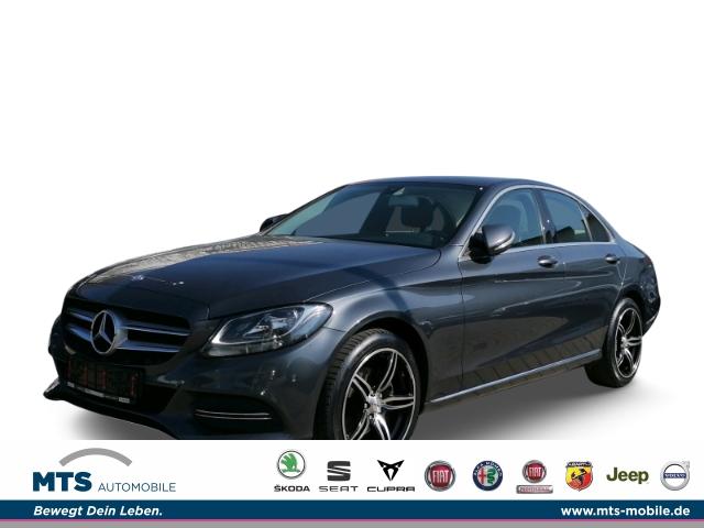 Mercedes-Benz C 200 -Klasse CGI Navi,e-Sitze,Temp.,Sitzhz. uvm..., Jahr 2014, Benzin
